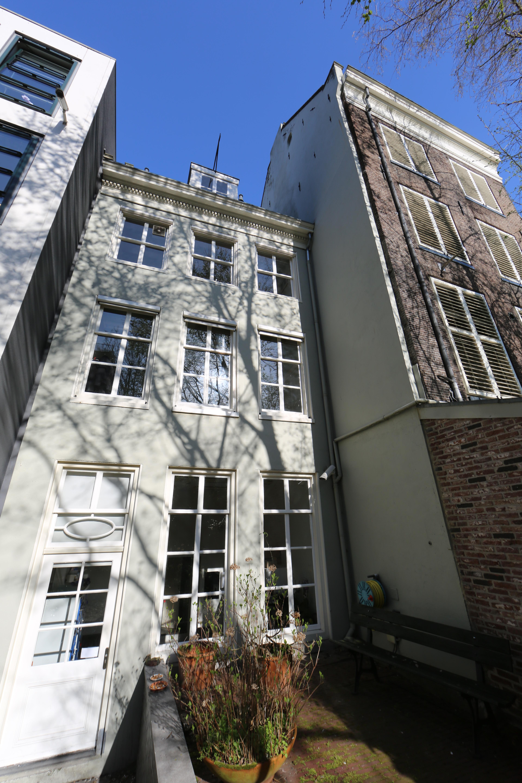 Steiger Anne Frank Huis Amsterdam